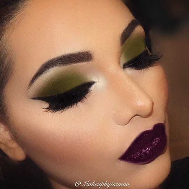 howto.makeup: @makeupbytiamao looks GORGEOUS! Tag a friend that would love this warm winter glam!  #fallmakeuplooks