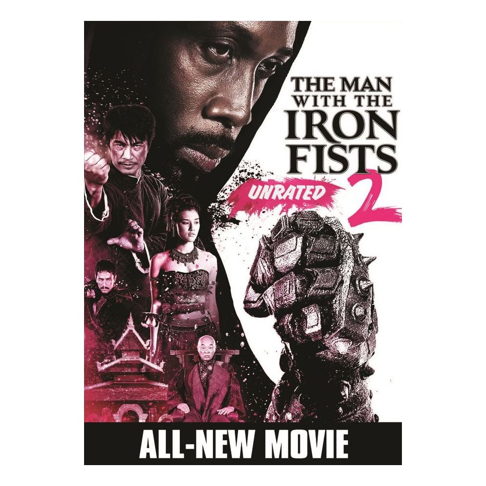 The Man With The Iron Fists Trailer: The Man With The Iron Fists 2 (dvd_video)