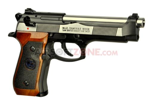 M92 Samurai Edge Biohazard Full Metal GBB