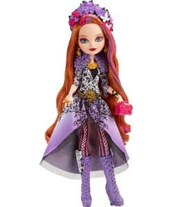Ever After High Holly O'Hair Doll.