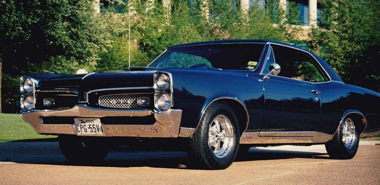 1967 Pontiac GTO in Dallas, TX on Turo; Turquoise/Black   Vintage ...