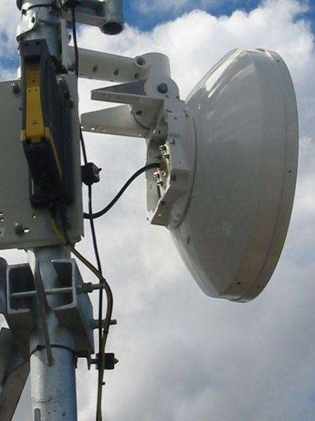 File Nera Microwave Antenna Jpg