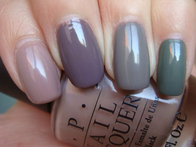 Opi Tickle My France Y Essie Merino Cool Essie Chinchilly And Essie Sew Psyched Nails Nails Kawaii Nails Fun Nails