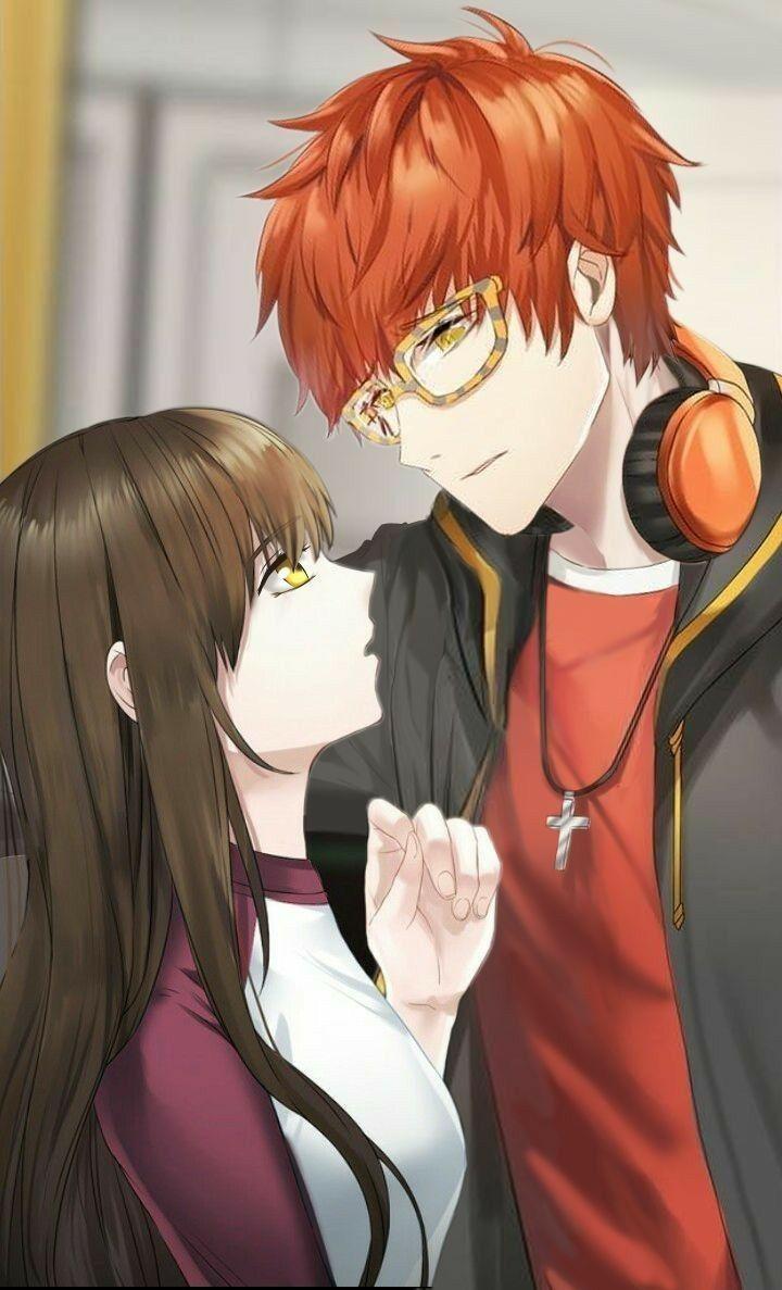 Pin oleh Nazwa Fania di Seni anime di 2020 Pasangan
