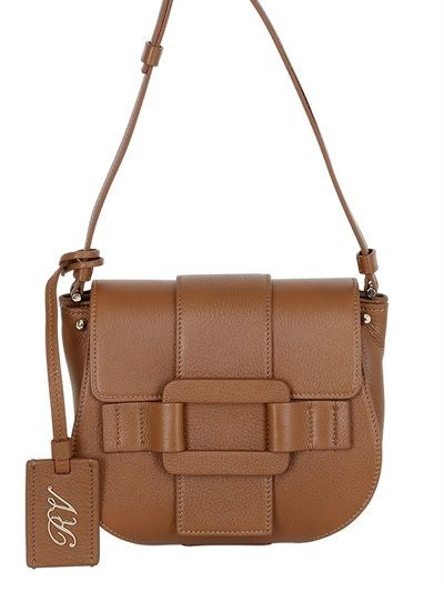 PILGRIM DE JOUR LEATHER SHOULDER BAG