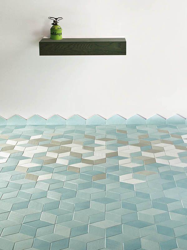 Product tex by raw edges studio for mutina tex is a rich for Fliesen cloppenburg