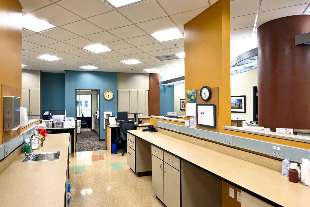 Workstations Pediatric Associates of the Northwest