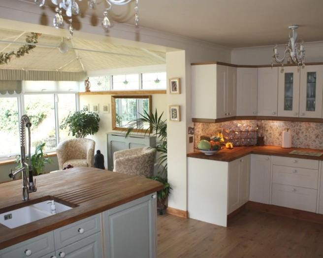 country kitchen extensions trim extension kitchen with chandelier white ideas 2792