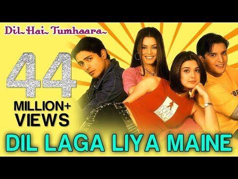 Dil Laga Liya Full Video Dil Hai Tumhaara Preity Arjun Rampal Alka Yagnik Udit Narayan Youtube Romantic Songs Mp3 Song Mp3 Song Download