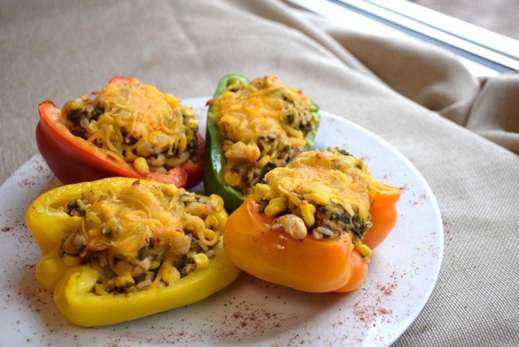 Stuffed Roasted Peppers Festival Foods Recipe Stuffed Peppers Stuffed Roasted Peppers 20 Minute Recipes