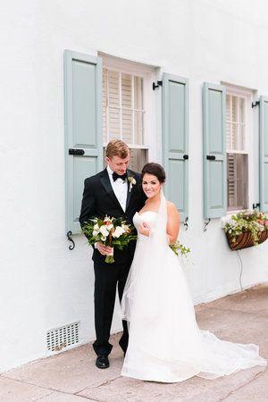 Governor Thomas Bennett House Wedding by Lauren Carnes