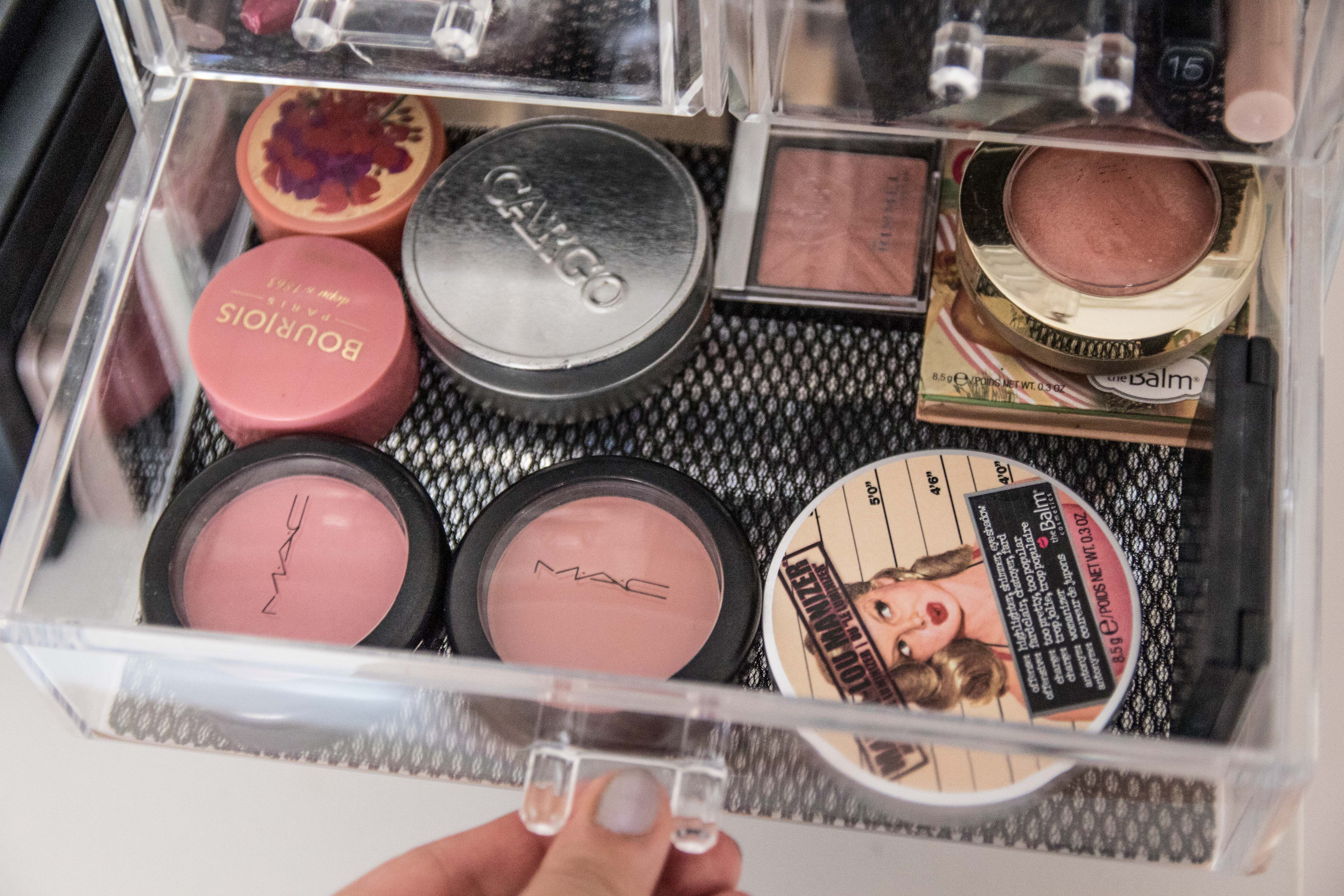 makeup collection makeup stash under control