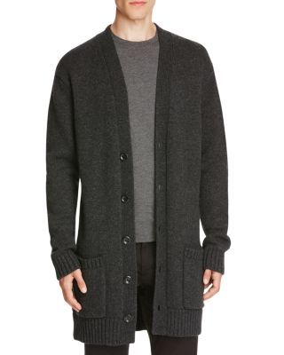 VINCE Long Cardigan Sweater. #vince #cloth #sweater
