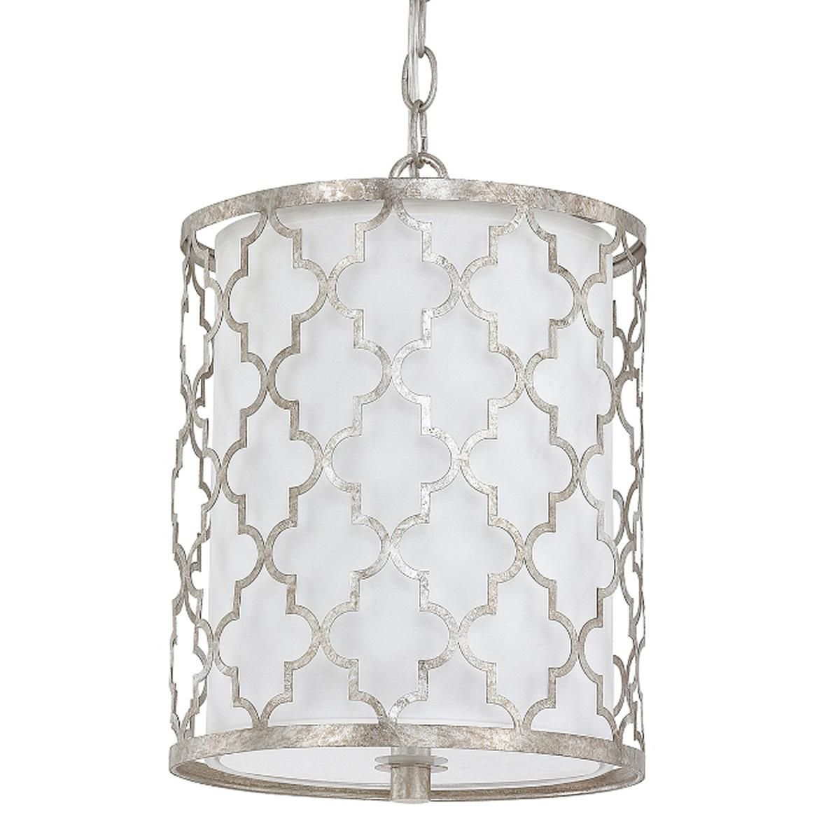 Quorum electra 8 light sputnik chandelier amp reviews wayfair - Contempo Arabesque Mini Pendant