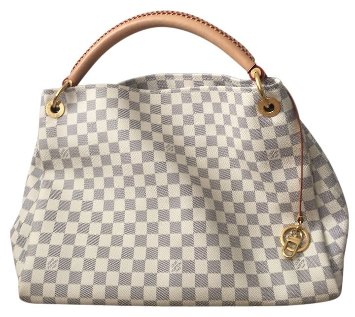 Louis Vuitton Artsy Damier Azur Hobo Bag Hobo Bags Are Hot This