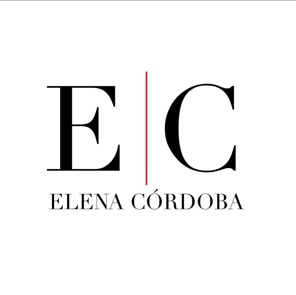 El logo de la empresa Elena Córdoba
