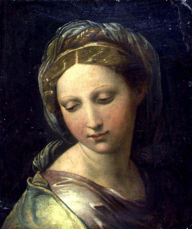 Madonna Rafael Sanzio