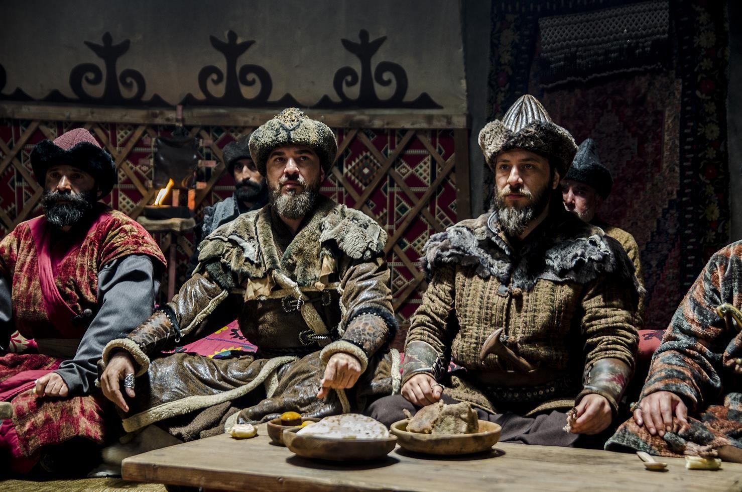 Воссоздание периода существования Османской империи по турецким сериалам