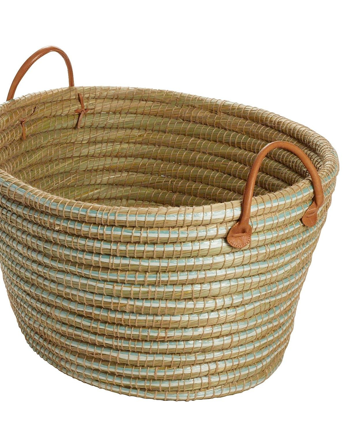 Calm Mood Laundry Basket Basket First Apartment Gift Wicker