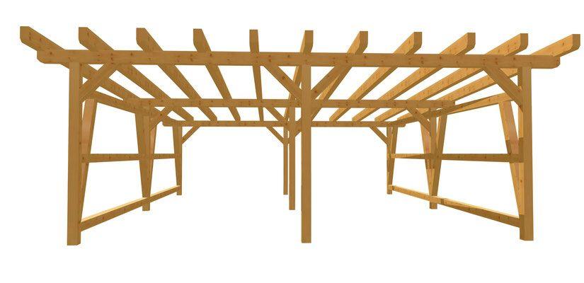 Holz Carport Holz Bauplan De Carport Holz Carport Carport Selber Bauen