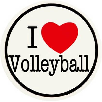 Funny Amazing Facts About Volleyball Game Volleyball Com Volleyball Gifts All Volleyball Volleyball Designs