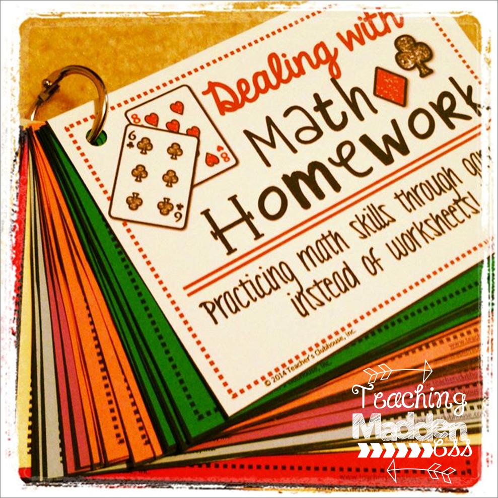 Math homework help blog
