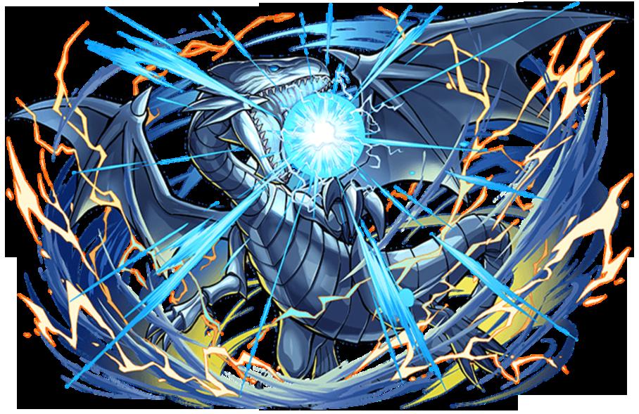 Blue-Eyes White Dragon [render] by AlanMac95 on DeviantArt 4K
