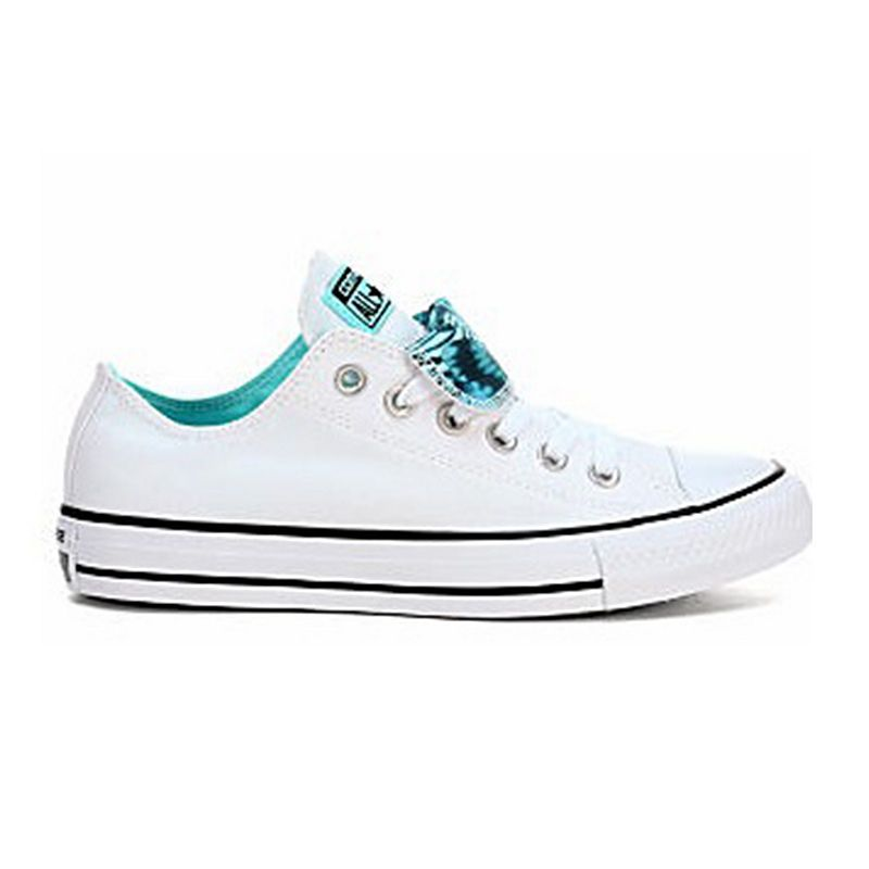 4a2db246632e Converse Chuck Taylor All Star Double Tongue Womens Sneakers ...