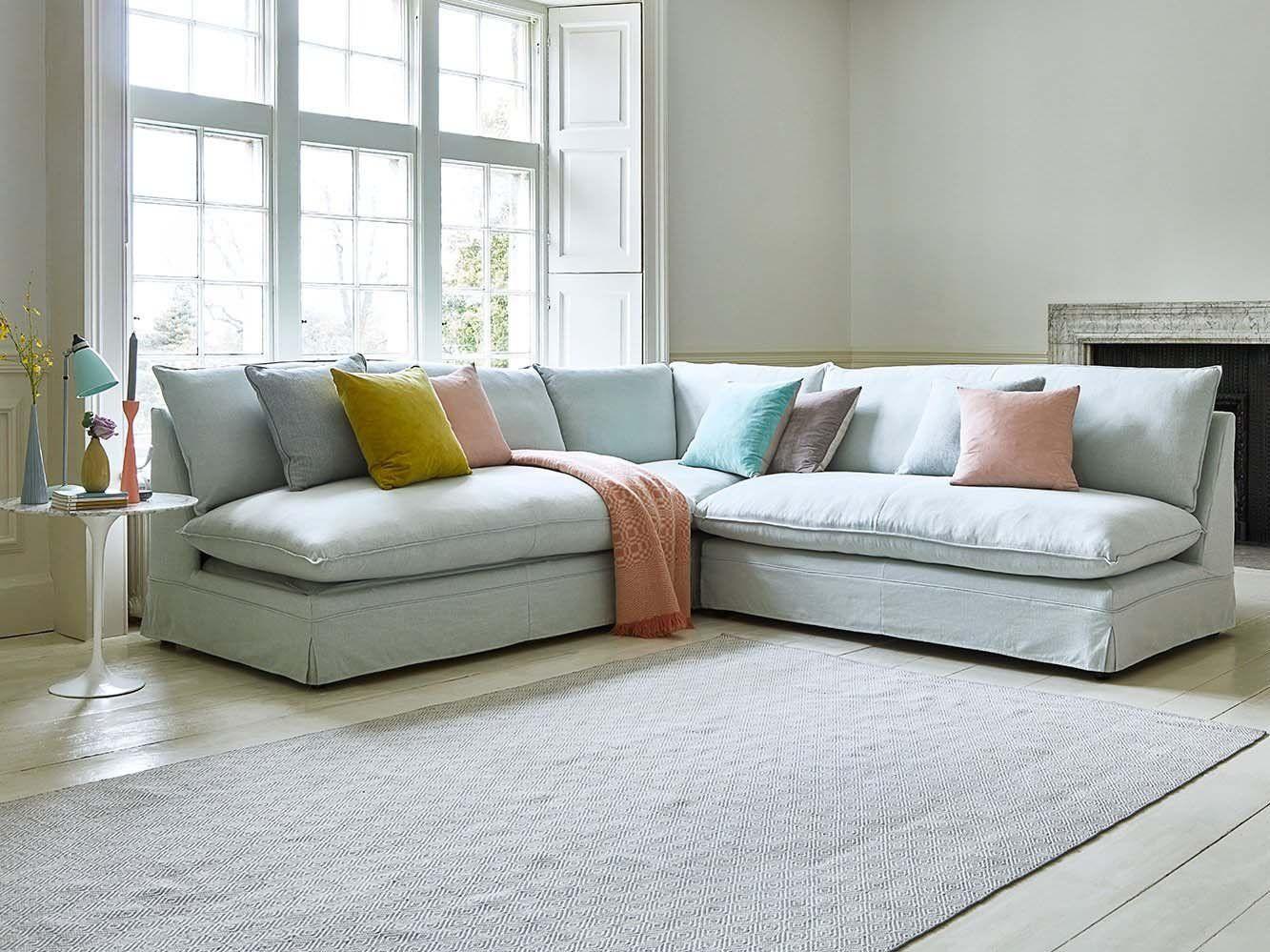 The Deverill Modular Corner Sofa Modular corner sofa