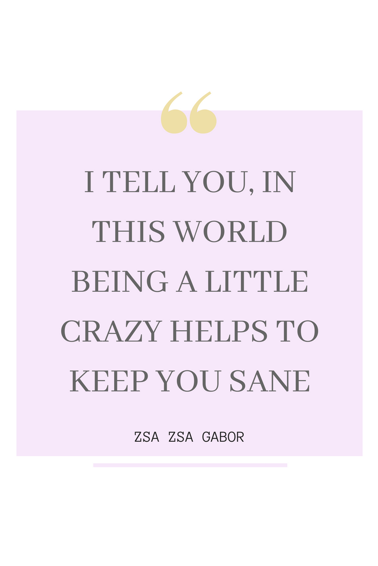 Crazy Quotes (818 quotes) - Goodreads