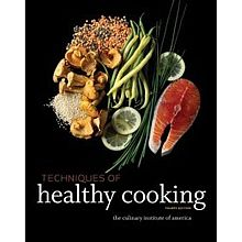 Techniques of Healthy Cooking (Hardcover) - shopPBS.org