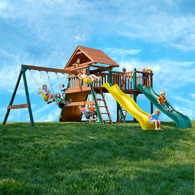 YardLine Play Systems Ultra Fortress II Playset