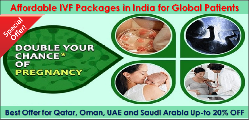 Affordable IVF Packages in India for Global Patients