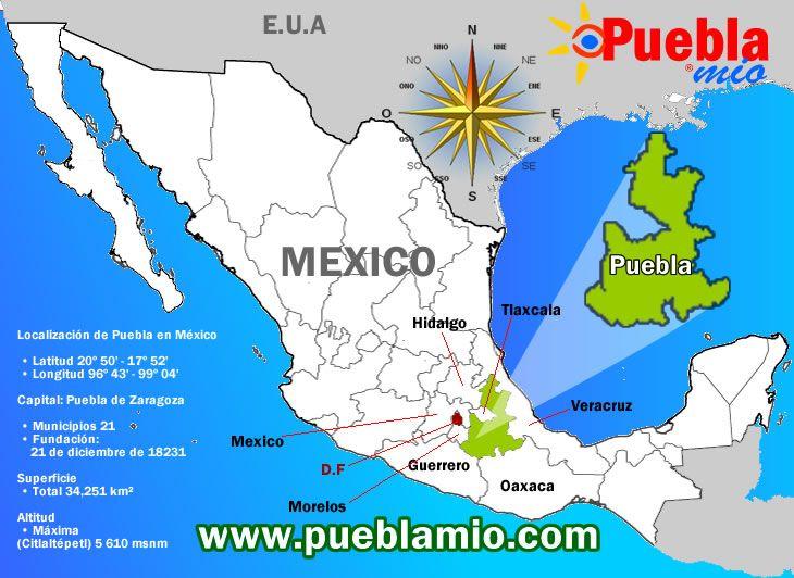 Puebla Mexico Map Cholula, Puebla, Mexico | Mapa Cholula Puebla Mexico Pictures
