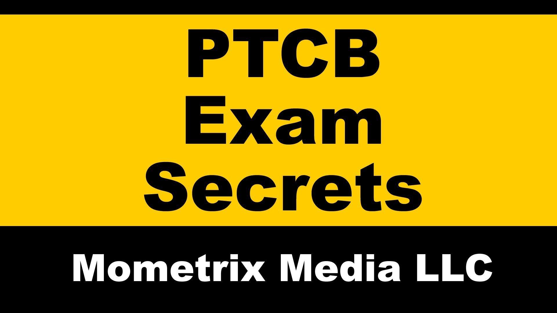 Ptcb Exam Prescription Labels