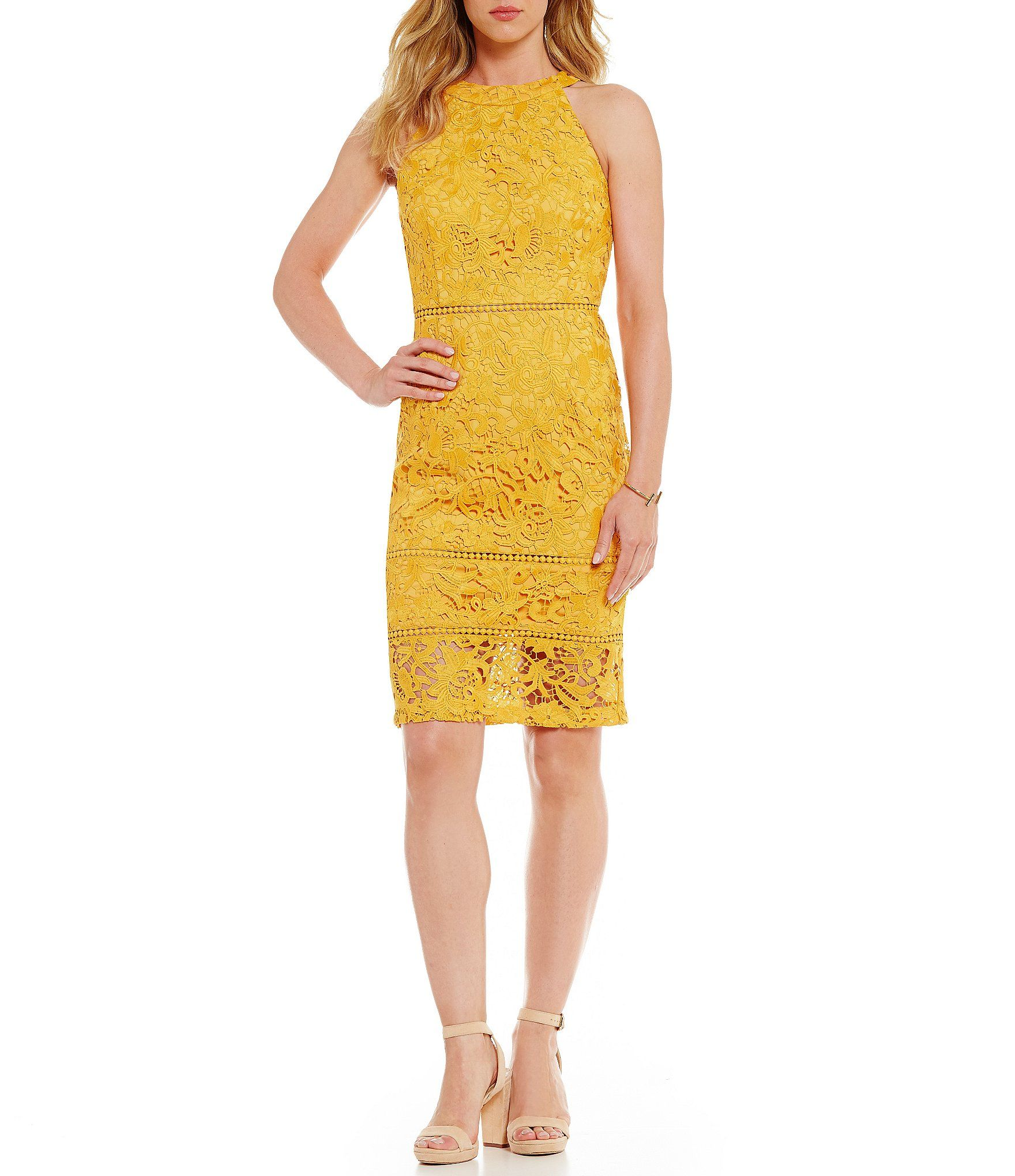 66e0db8a8b Shop for Antonio Melani Haley Chemical Lace Dress at Dillards.com. Visit  Dillards.com to find clothing
