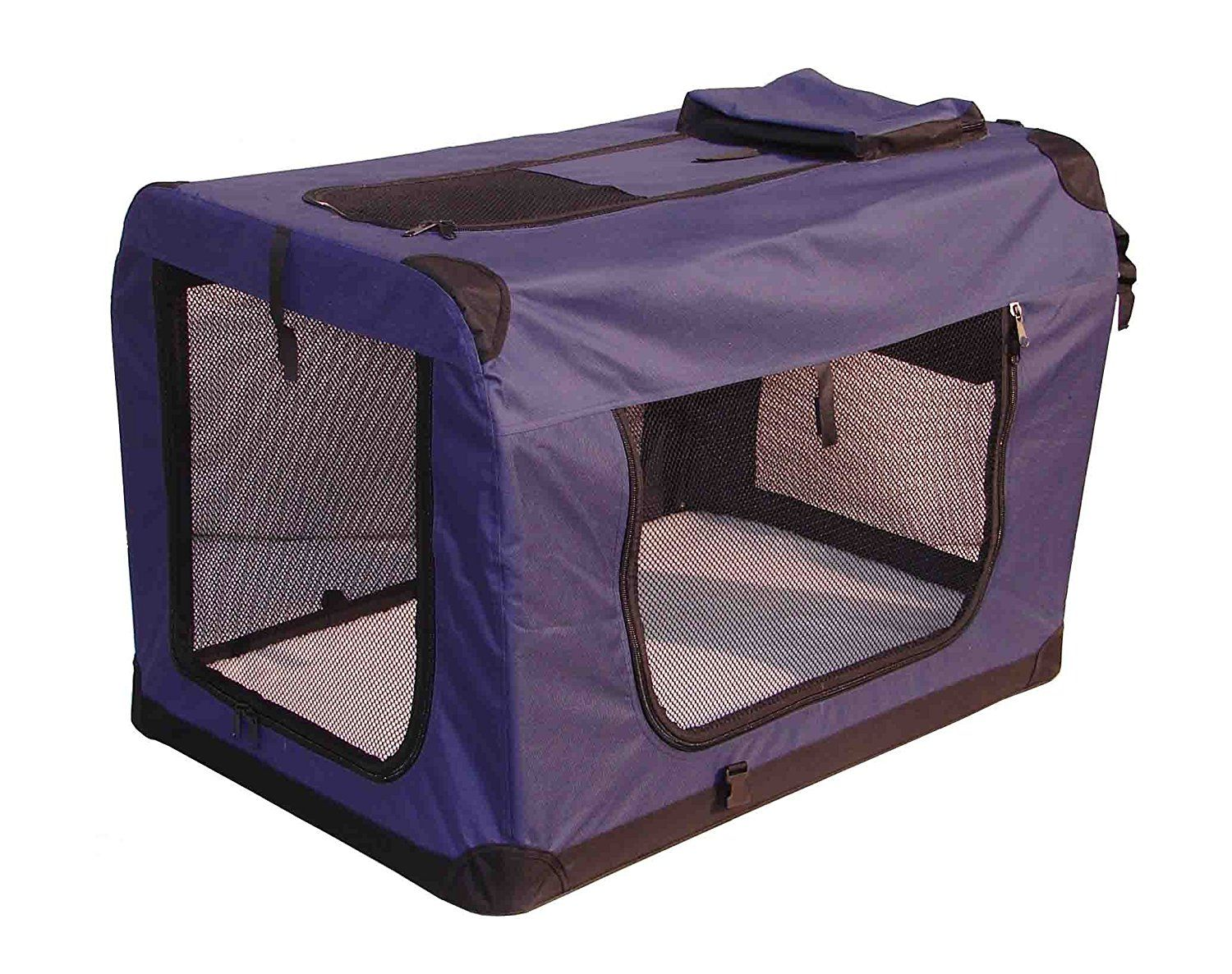 Pet Dog Carrier Portable House Soft Sided Cat Comfort Travel Tote