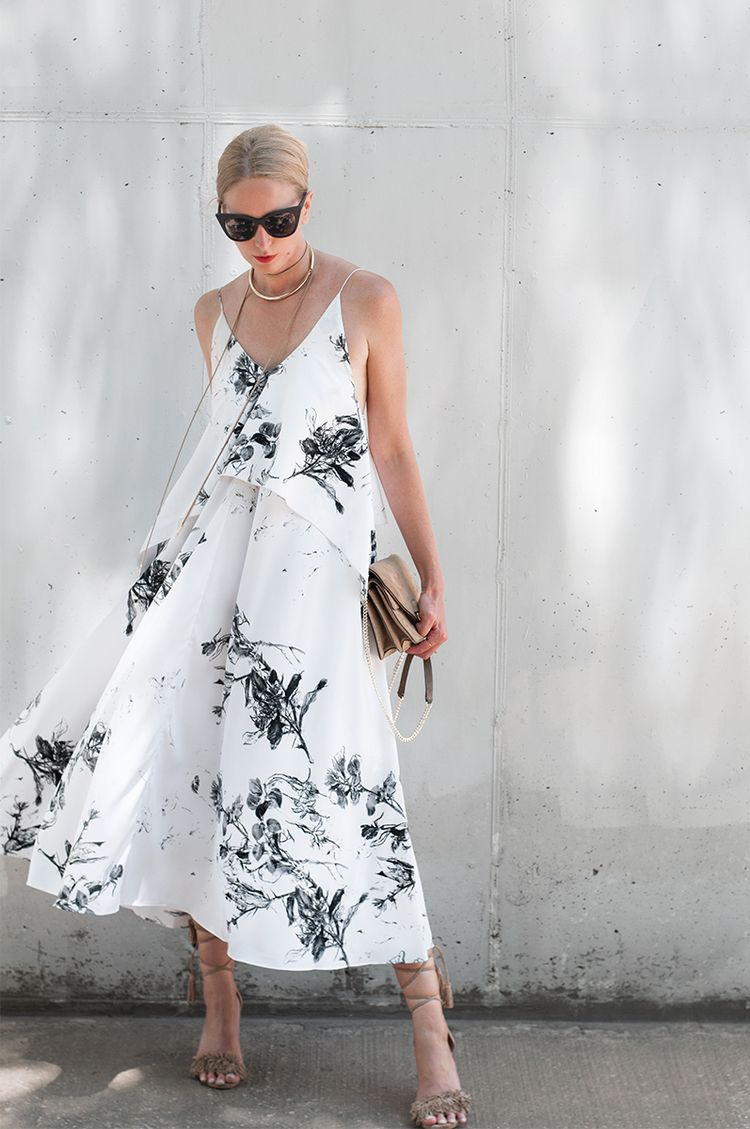Floaty Florals And Link Up Floral Dress Summer Fashion Dreamy Dress
