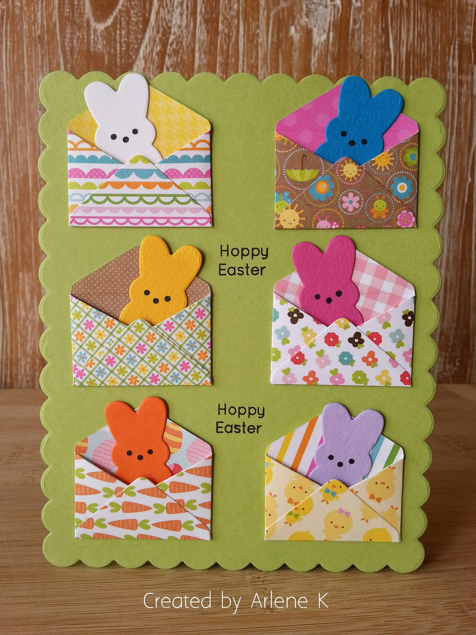 Hoppy Easter Easter Cards Handmade Diy Easter Cards Easter Cards