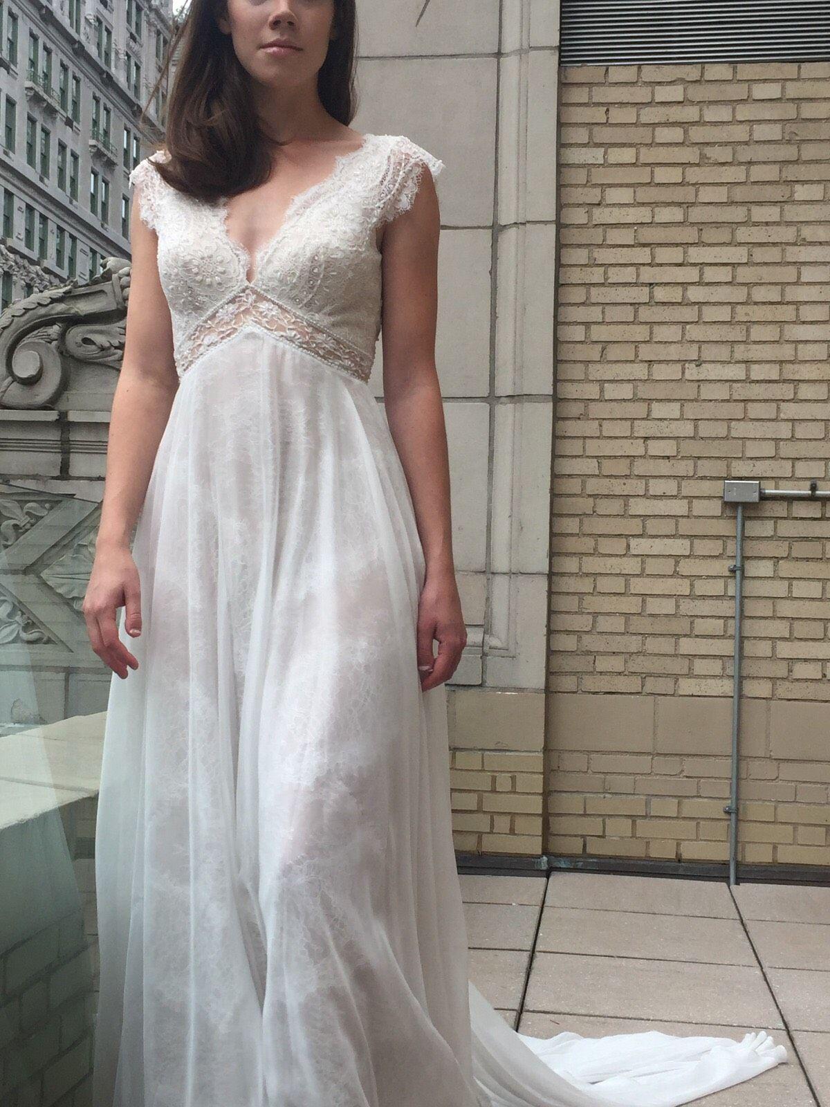 Sensual bohemian wedding dress bohowedding bohemiandress