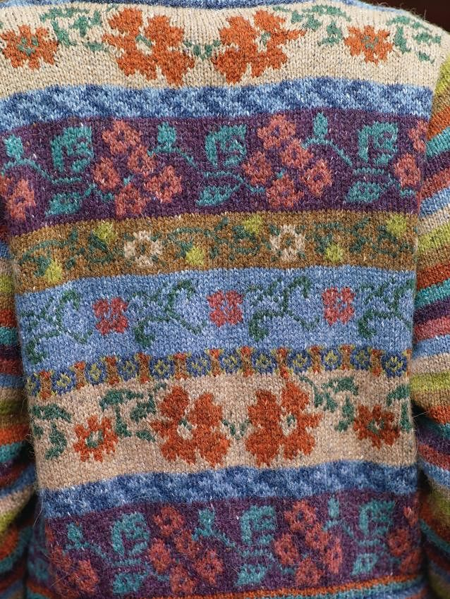 Maple pattern by Marie Wallin | Tuch stricken, Stricken und Muster