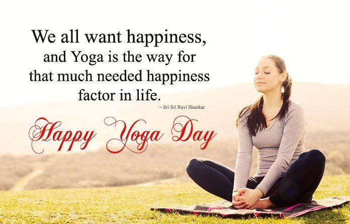 45 Inspirational Yoga Day Quotes Images, Happy