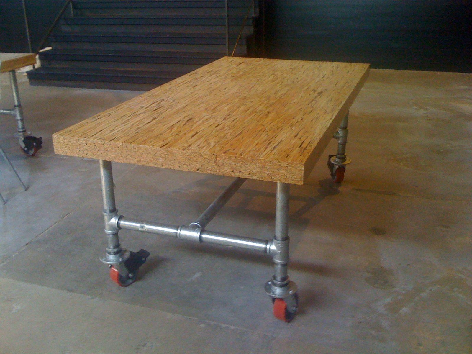 Douglas Fir Strand Laminated Lumber Urethane Coated