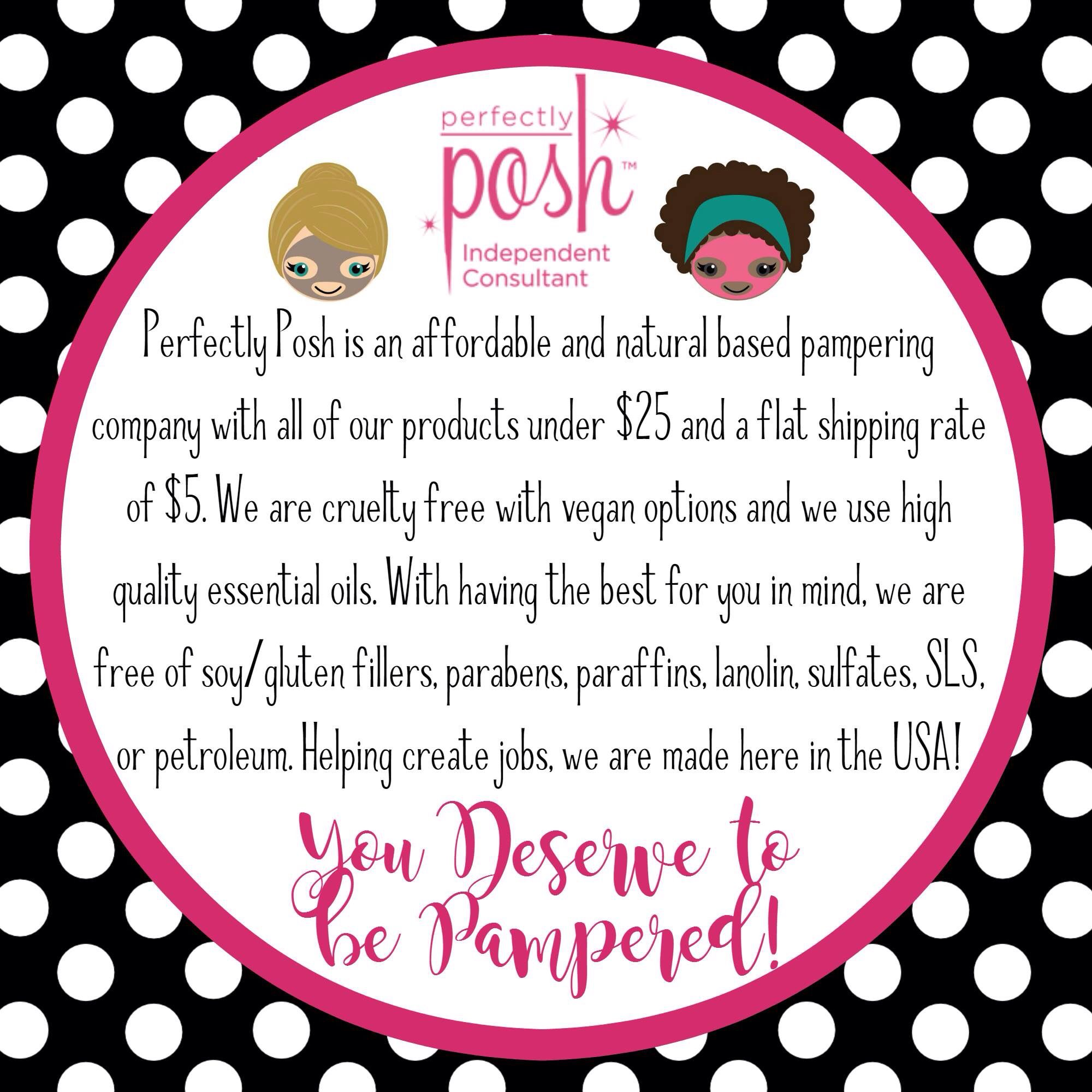 what is perfectly posh valerievitello po sh front what is