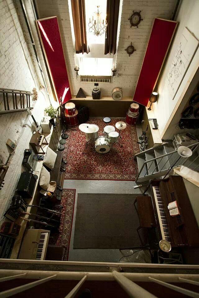Music Studio Room Design: Home Music Rooms, Music Studio Room