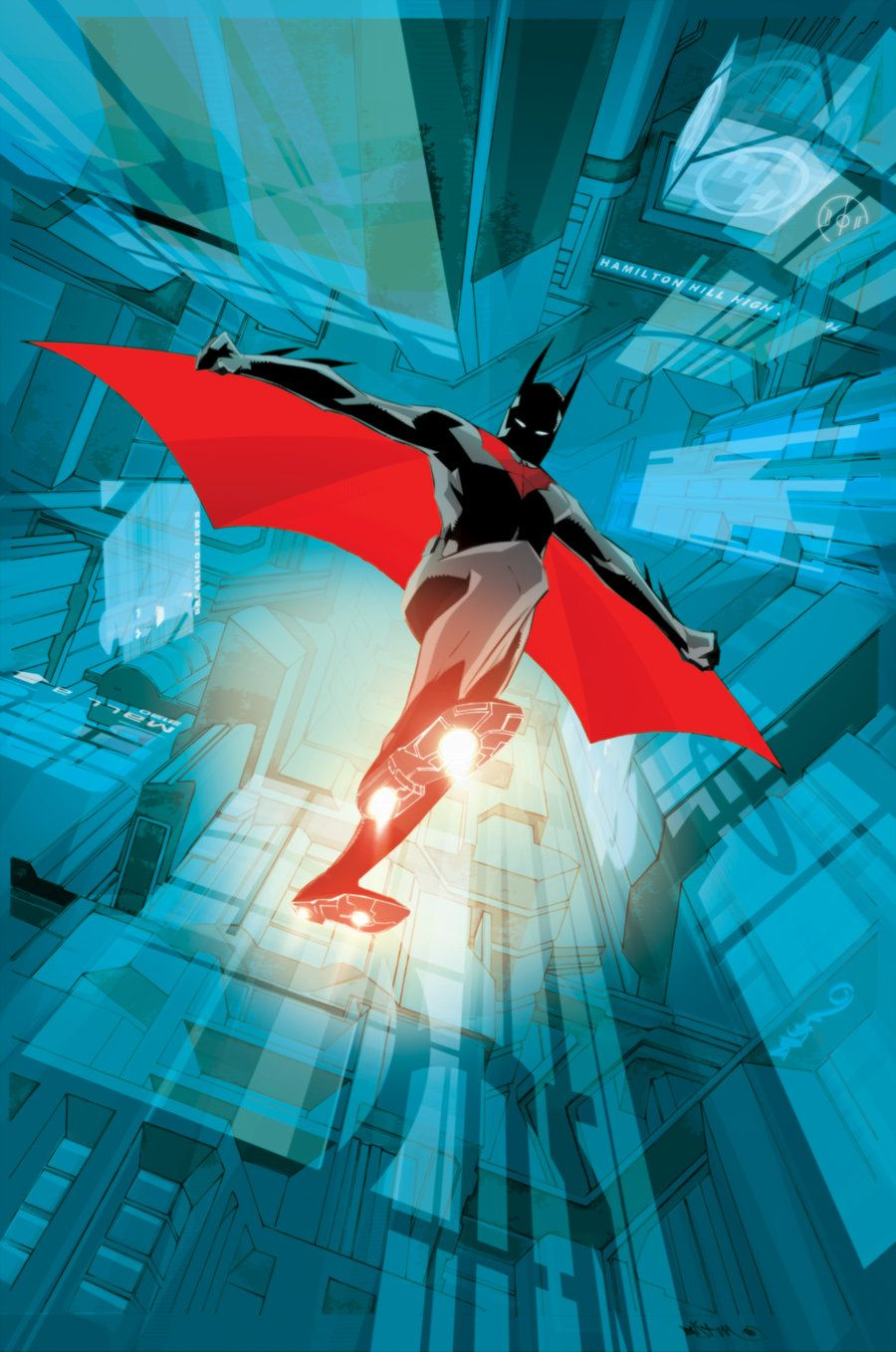 Batman Beyond - Dustin Nguyen