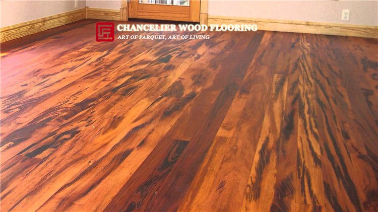 Tigerwood Flooring Pros And Cons Home Pinterest Flooring