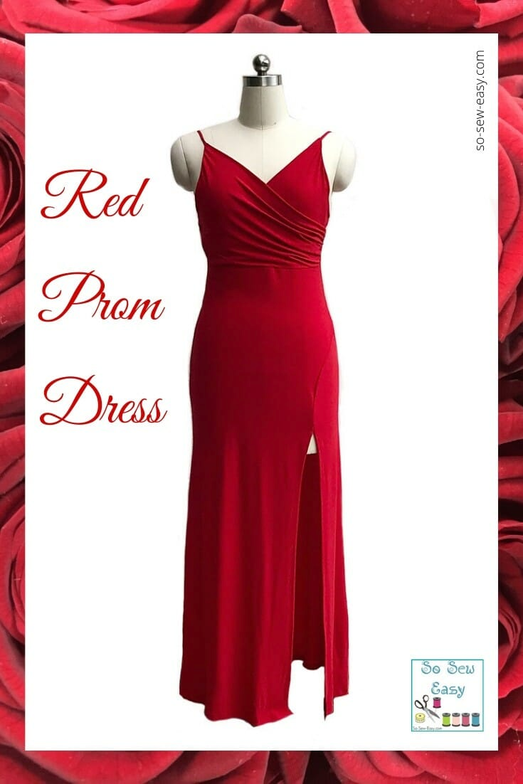 An Absolute Classic Dress Based On The 1990 Decade The Red Prom Dress Has Been Worn By So Many Girls Thr Prom Dress Pattern Red Prom Dress Dress Patterns Free [ 1102 x 735 Pixel ]