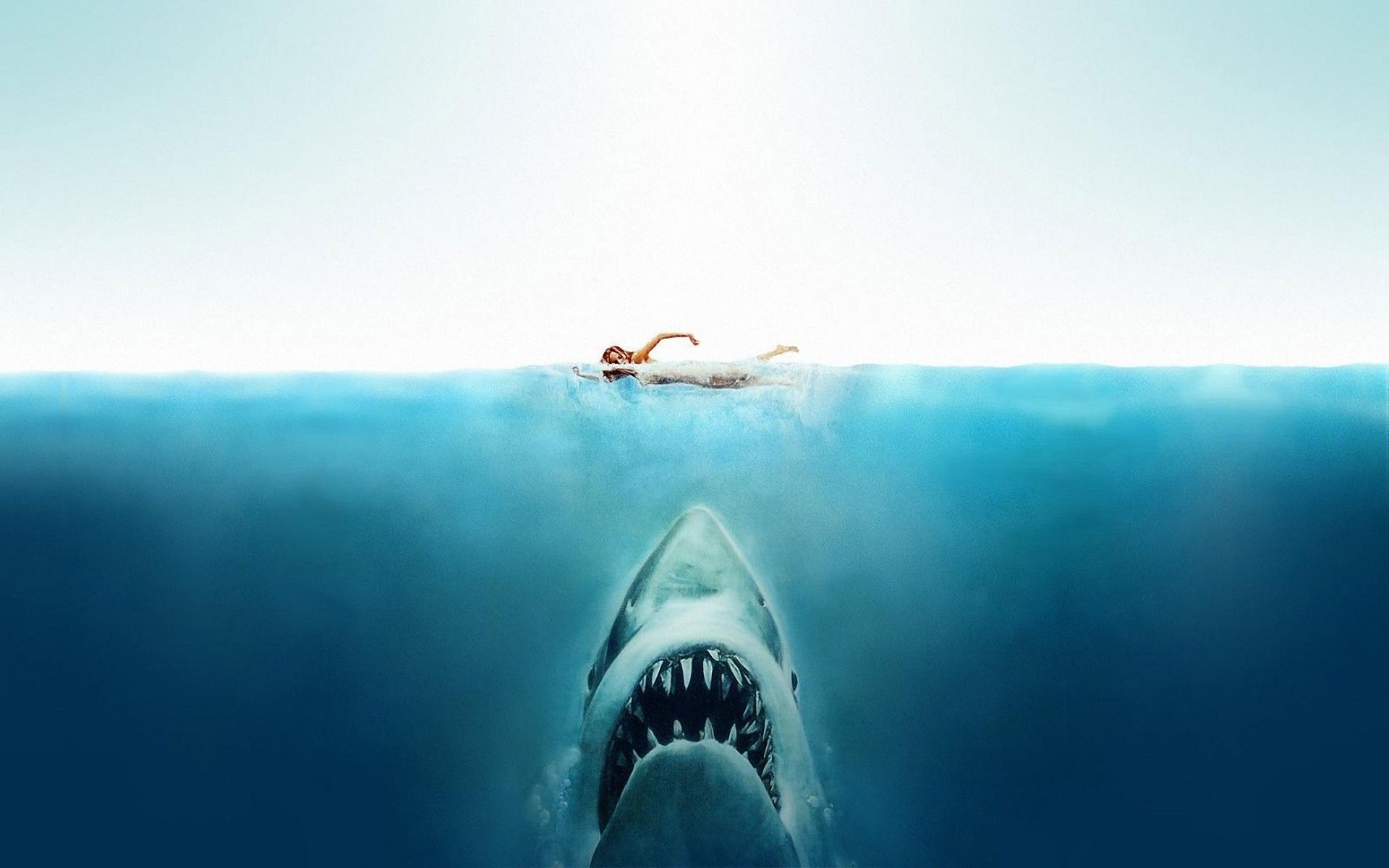 Download hd wallpapers of 248848-Jaws, Movies, Shark ...