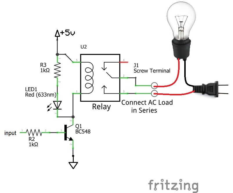 Interface Arduino 5v Relay And Control AC Appliances. Also
